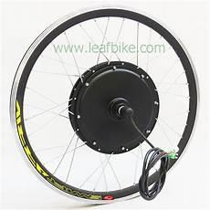 24 inch 36v 750w front hub motor wheel