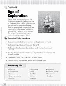 essential questions age of exploration printable lesson plans and ideas