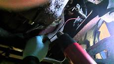 Changing A Starter On A 1996 Mazda B3000