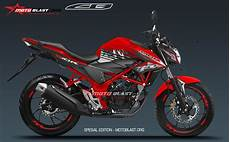 Striping R Modif by Modifikasi Striping Honda New Cb150r