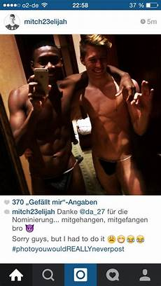 Bayern S Mitchell Weiser Posts A Revealing Picture With