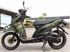 Modifikasi X Ride Simple by 25 Gambar Modifikasi Yamaha X Ride Trial Dan Cross Terbaru