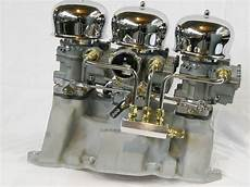 Buick Nailhead Performance Parts by 401 Nailhead Buick 3x2 Our Custom 3x2 Tri Power Systems