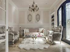Glamorous Living Room Furniture