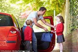 Parents Risk A Criminal Record For Driving Kids To School