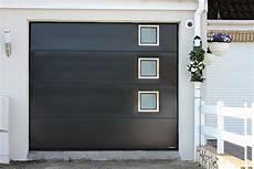 installateur de porte de garage porte de garage sectionnelle vitr 233 e villa sgdiffusion