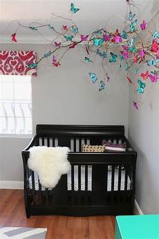 Butterfly Nursery Design By Numbers