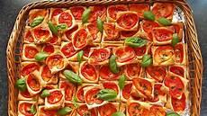Bl 228 Tterteig Tomaten Quadrate Fingerfood