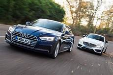 Audi Vs Mercedes - audi a5 vs mercedes c class coupe pictures auto express