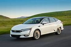 The Honda Clarity Fuel Cell Review Cleantechnica