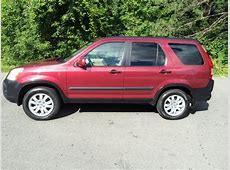 2006 Honda Cr V EX AWD 4dr SUV In Farmington ME   MICHAEL