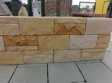 Sandstein Mauersteine Mischungsverh 228 Ltnis Zement