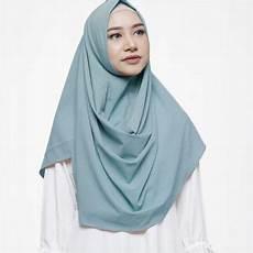 Model Jilbab Pashmina Terbaru Voal Motif