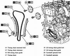 ford escape 2 3l engine diagram repair guides