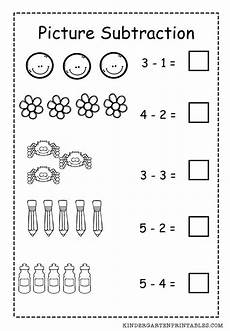 subtraction stories worksheets for kindergarten 10536 basic picture subtraction worksheet free printable subtraction worksheets basic math