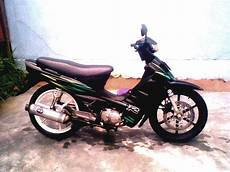 Modifikasi Motor Shogun 110 Kebo by Shogun 110 Kebo Vixy182 S