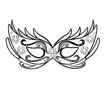 Malvorlage Karneval Maske 50 Faschingsbilder Zum Ausdrucken Kostenlos
