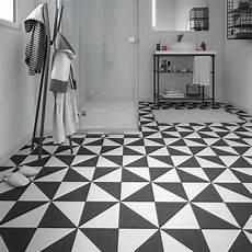 sol pvc damier noir et blanc carrelage sol et mur noir blanc effet ciment d 233 ment l 20 x