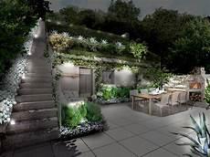 terrazza giardino pensile progetto giardino galleria progetti giardini