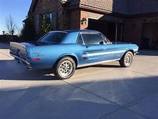 1968 Ford Mustang GT/CS California Special For Sale