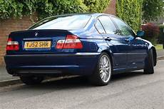 Sold Bmw E46 330d Sport 2002 Topaz Blue Z4 Forum