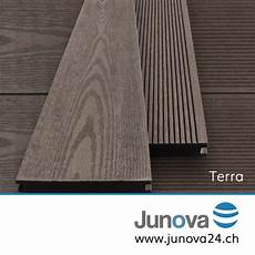 Wpc Terrassendielen Kaufen - wpc terrassendielen komplettpaket terra braun 18 m 178