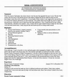 chemistry lab technician objectives resume objective livecareer