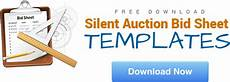 bid sheets 101 improve your silent auction with better