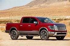nissan trucks 2020 updated 2020 nissan titan debuts at fair motorweek