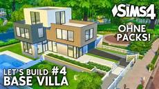 sims 4 häuser bauen die sims 4 haus bauen ohne packs base villa 4