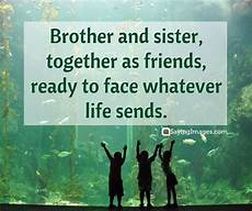 35 sweet and loving siblings quotes sayingimages