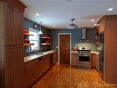 maple kitchen cabinets and blue wall color kitchen cabinets in 2019 maple kitchen cabinets