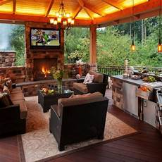 amazing outdoor kitchens that you might have while living your dream life