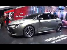 232 Ve 2018 Nouvelle Toyota Auris Hybride