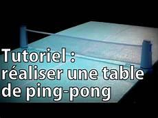 Fabriquer Table De Ping Pong Table De Lit