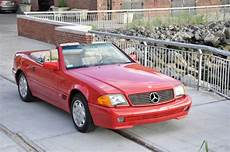 on board diagnostic system 1993 mercedes benz 500sl electronic throttle control cars