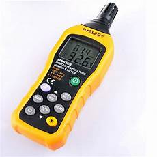 Bakeey Mini Portable Digital Temperature Humidity by Handheld Hyelec Ms6508 Lcd Mini Digital Temperature