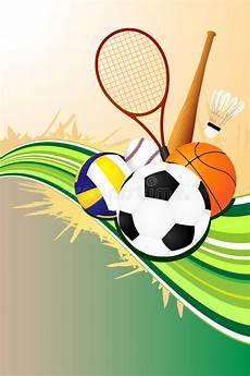 sport bild de sports background stock vector illustration of