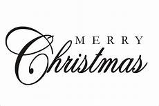 merry christmas black and white merry christmas sign clip art gclipart com