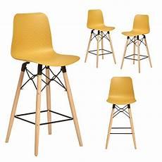chaise de bar haute chaises de bar style scandinave sofamobili