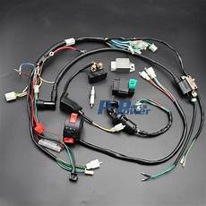 90cc atv wiring harness diagram 50cc 70cc 90cc 110cc 125cc cdi coil wire harness assembly wiring set atv electric