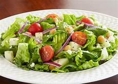 marinated vegetable salad with citrus vinaigrette