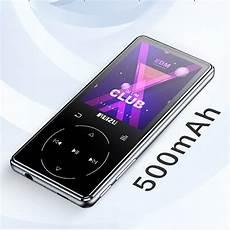 Ruizu Bluetooth Player Built Speaker Radio by Ruizu D16 8g New Metal Bluetooth Mp3 Player Bulit In