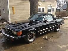 Find Used 1976 Mercedes 450 Sl Roadster In Iowa