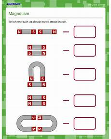 magnetism science worksheet on magnetism for 5th grade jumpstart
