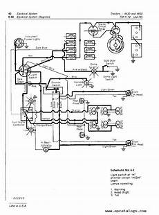 deere 4430 wiring diagram 4430 deere wiring diagram