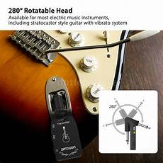 Ammoon 2 4g Wireless Guitar System 6 Channels Rechargeable
