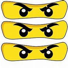 Ninjago Malvorlagen Augen Anleitung Augen Ninjago Applikation B 252 Gelbild Patches