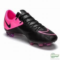 nike mercurial vapor x leather fg black hyper pink www