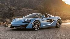 2018 Mclaren 570s Spider Review Go On Take Your Top